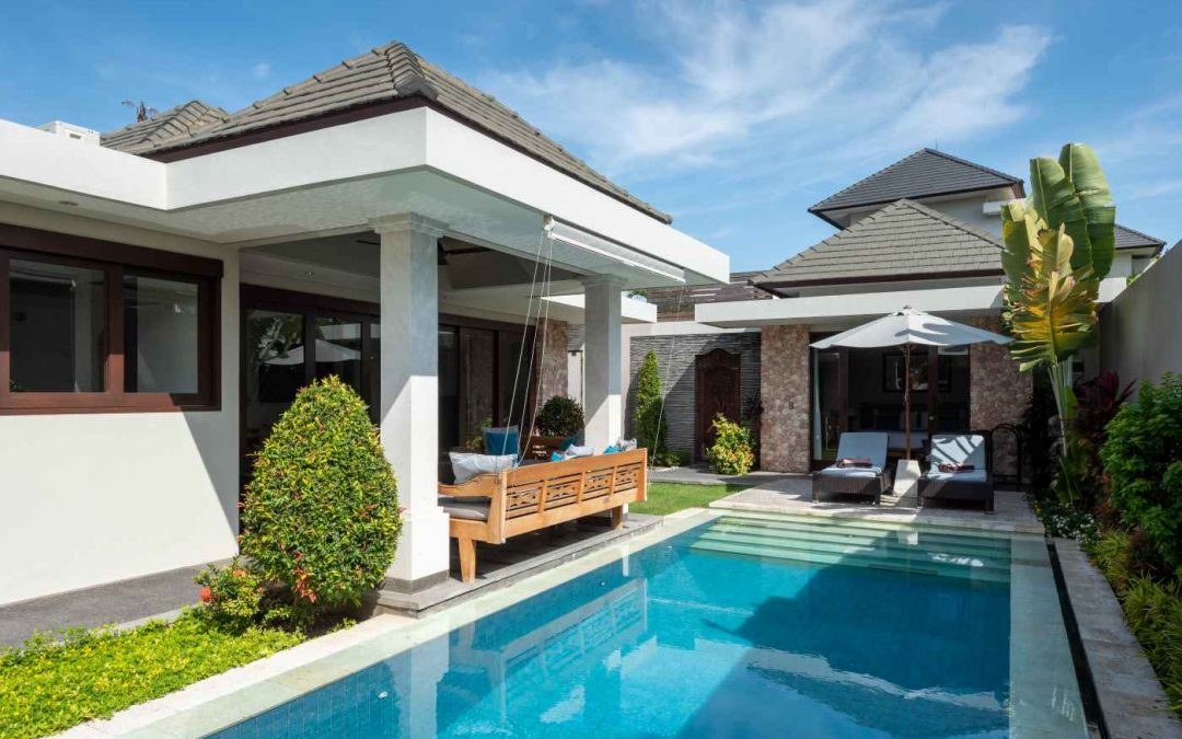 Kejora Villas, Sanur, Splendid One Day, Even Better The Next